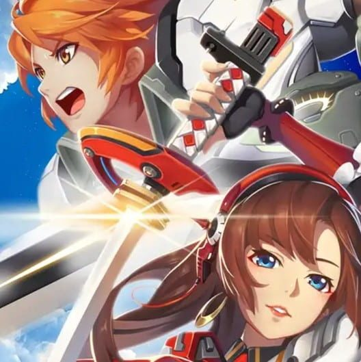 Blade and Wings: Future Fantasy 3D Anime MMORPG Game · DLive